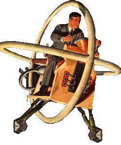 The Paper Time Machine Retronaut